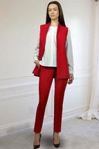 Жилет Talia Fashion Жк-70 красный