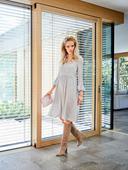Электронная выкройка Burda - Платье с глубоким V-вырезом №115