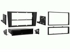 Переходная рамка для установки магнитолы Incar 99-9105A - Переходная рамка AUDI A4 2003+ 2din (крепеж) (USA)