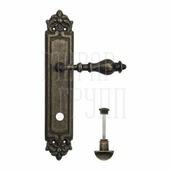 Дверная ручка на планке Venezia Gifestion PL96 античная бронза wc