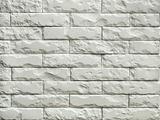 Декоративный искусственный камень РокСтоун Кирпич Римский 2900п, Белый