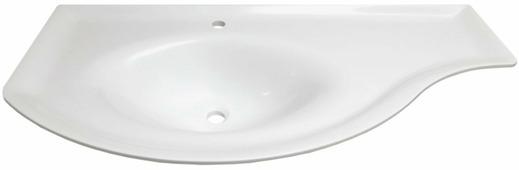 Раковина Hispano Belux Версаль 1200 белый | 119 x 59 - без смесителя для раковины 119 / 59 / белый / без смесителя