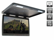 потолочный монитор AVEL AVIS AVS2220MPP (чёрный)