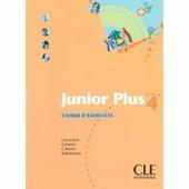 """Michele Butzbach """"Junior Plus 4 Cahier d'exercices"""""""