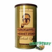 Турецкий кофе молотый MEHMET EFENDI 500г