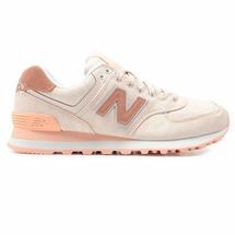 New Balance Женские кроссовки WL574SWA 5,5 Розовый