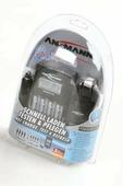 Автоматическое зарядное уст-во Ansmann 1001-0005 Powerline 4 PRO BL1 для Ni-MH/Ni-Cd аккумуляторов