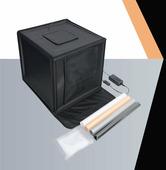 Фотобокс светодиодный NiceFoto Light Cube 660 LED