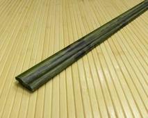 Планка кромочная D 01-07, цвет зеленый черепаховый, L=1,85м.