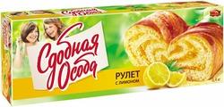 Черемушки Рулет с лимоном, 400 г