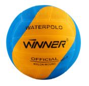 Мяч для водного поло Winner WP-5 Swirl blue-orange