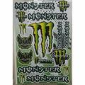 Наклейки LP MONSTER ENERGY 14