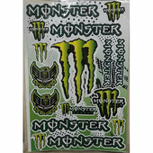 Наклейки LP MONSTER ENERGY 14