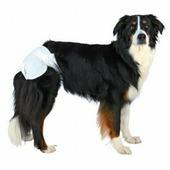 Подгузники TRIXIE для собак L 38-56см 1шт