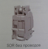 1SDA0 66317 R1 SOR XT1..XT4 220-240В AC/220-250В DC Независимый расцепитель (без кабеля) ABB, 1SDA066317R1
