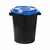 Бак пищевой 90 л синий IDEA (М2394)