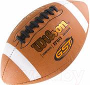Мяч для американского футбола Wilson GST Official Composite / WTF1780XB