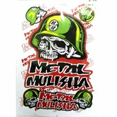 Наклейки LP METAL MULISHA