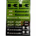 Наклейки LP Kawasaki