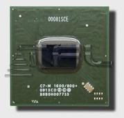 Процессор VIA C7-M 1600/800+