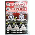 Наклейки LP Suzuki Red