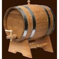 Дубовая бочка для вина и коньяка 3Л