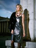 Электронная выкройка Burda - Платье на бретелях №113
