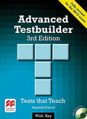 "French Amanda ""Advanced Testbuilder Student's Book with Key Pack"""