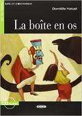 """Domitille Hatuel """"Lecture Graduee A1: La Boite en os + CD"""""""