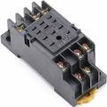 РР102-3-05 Розетка для реле 3 контакта 5А DEKraft Schneider Electric, 23239DEK