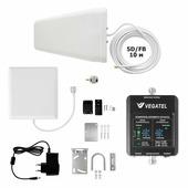 Усилитель сотовой связи VEGATEL VT-900E-kit (дом, LED)