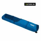 Thule RoundTrip Snowboard Roller 165 cm | Чехол для сноуборда на колесиках, голубой
