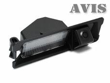 AVEL CMOS штатная камера заднего вида AVIS AVS312CPR (#067) для RENAULT LOGAN / SANDERO