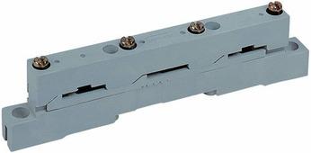 Шины для шкафов ABB ZX 151 Изолятор 3 шин до (30х10) (630А) ABB, ZX151