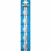 Батарейка Трофи CR2430-5BL