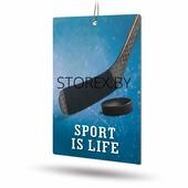 Ароматизатор AVS APS-004 Sport is Life (аром. Ocean/Океан) (бумажные)