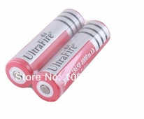 Аккумулятор 18650 для светодиодных фонарей 3.7V 4000mAh