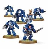Набор фигурок Games Workshop Warhammer: Space Marine Terminator Squad 48-10