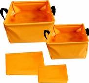 Складной таз AceCamp «Laminated Folding Basin», 5 л.
