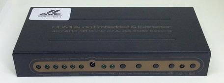 Конвертер AVE HDC014 (HDMI Audio Embedded & Extractor)