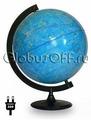Глобус звездного неба диаметр 32 см с подсветкой Глобусный мир 10064