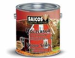 SAICOS (Сайкос) Защитная цветная лазурь Holzlasur - 0.125 л, 0070 Перламутр, Производитель: SAICOS