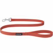 Поводок для собак AMI PLAY Rubber 16 мм 1,2 м оранжевый (563221697)