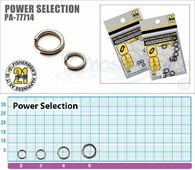 Заводное кольцо Pontoon 21 №5 Power Selection чёрный