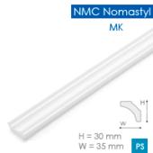 Плинтус потолочный NMC MK