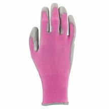 Перчатки тонкие для цветов и работы в саду Pink Colors Blackfox