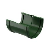 Соединитель водосточного желоба Docke Dacha D-120, Зеленый