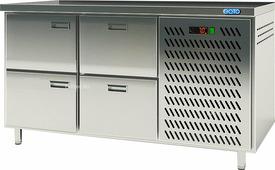 Стол холодильный EQTA СШС-4,1-1850