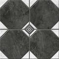 Плитка из керамогранита Керамин Лимбург 1 Керамогранит чёрный