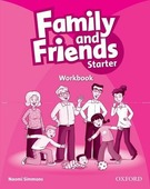 "Naomi Simmons ""Family and Friends Starter Workbook"""